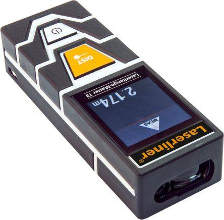 Laserliner LaserRange-Master T3 Laser Measure, 0.2 → 30 m Range, ±2 mm Accuracy