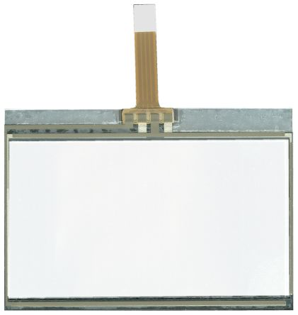 Electronic Assembly EA TOUCH128-2 4-wire Resistive Touch Screen Sensor, 65 x 36.5mm