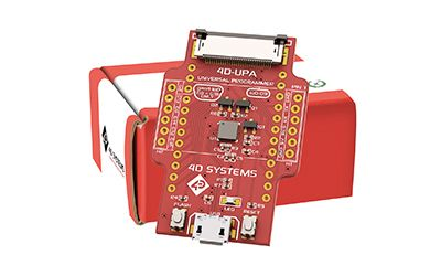 Programming Adaptor for IoD-09/gen4/uLCD