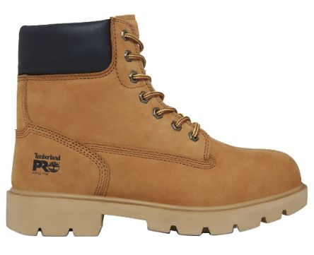 new specials available huge inventory Timberland Timberland Pro Sawhorse Beige Steel Toe Men Safety Boots, UK 9,  EU 43, US 10