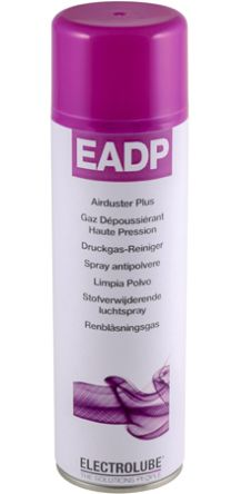 Electrolube EREADPI200 New High Powered Invertible EADP Air Duster, 200 ml
