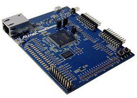 Microchip ATSAME70-XPLD for use with HS USB, KSZ8081 Ethernet PHY via RMII,  SD Card