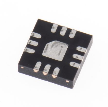 Maxim MAX17290ETCD+, PWM Voltage Mode Controller, 1 A, 2400 kHz 12-Pin, TQFN