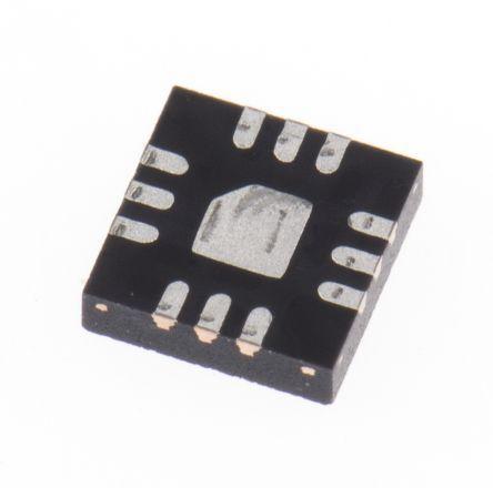 Maxim MAX17292ETCC+, PWM Voltage Mode Controller, 1 A, 2400 kHz 12-Pin, TQFN