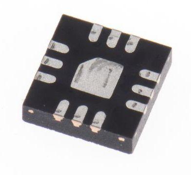 MAX17292ETCC+, PWM Voltage Mode Controller, 1 A, 2400 kHz 12-Pin, TQFN product photo