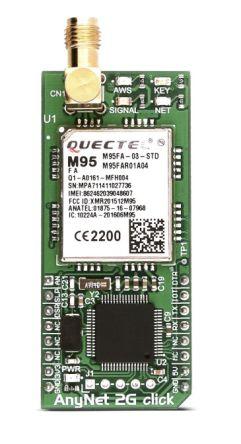 MIKROE-2560 | MikroElektronika Smoke Click Smoke Detector