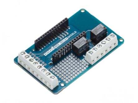 Arduino, Arduino MKR Relay Proto Shield Relay Shield for MKR Board - TSX00003