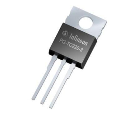 Trans MOSFET N-CH 55V 80A Automotive 3-Pin 3+Tab TO-220 Tube 25 Items IPP80N06S209AKSA2