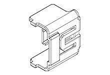 505594, Retainer for use with MUO 2.5 Termination Connector