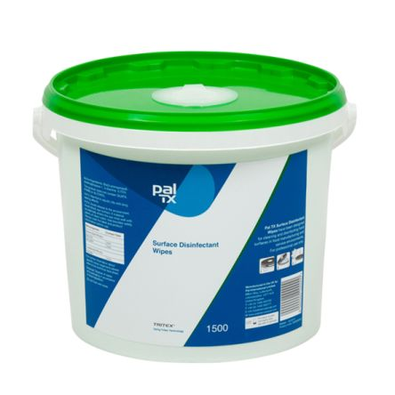 PAL TX SURFACE DISINFECTANT WIPE - 1500