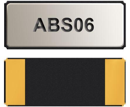 Abracon 32.768kHz Crystal Unit ±20ppm SMD 2-Pin 2 x 1.2 x 0.6mm
