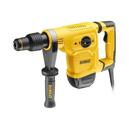 DeWALT D25810K SDS-Max Hammer Drill, 540rpm, 110V, 1.05kW, 5.6kg, BS 4343