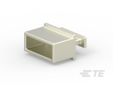 TE Connectivity CFP4 Series Straight Network Connector Press-In Termination