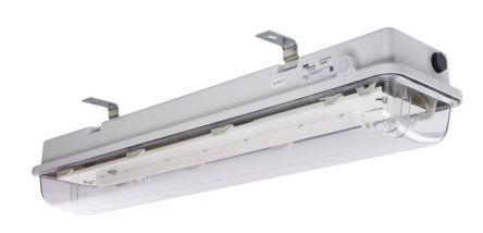1 x 59 W, LED Fixture Hazardous Area Light Fitting, 2, 22, LED, Temp T6, 100 → 254 V ac
