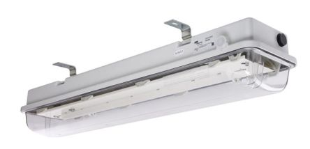 1 x 74 W, LED Fixture Hazardous Area Light Fitting, 2, 22, LED, Temp T6, 100 → 254 V ac