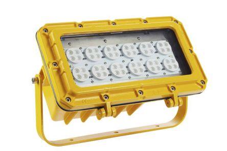 105 W Hazardous Area Floodlight LED, Zone 1, 2, 21, 22, Temp T5, T6, 100 → 254 V ac