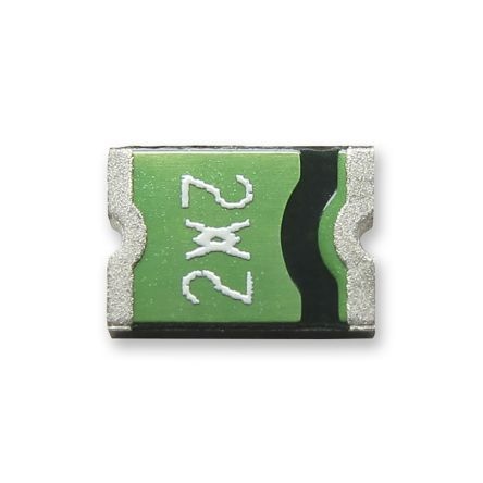 Littelfuse 0.2A Resettable Surface Mount Fuse, 30V dc