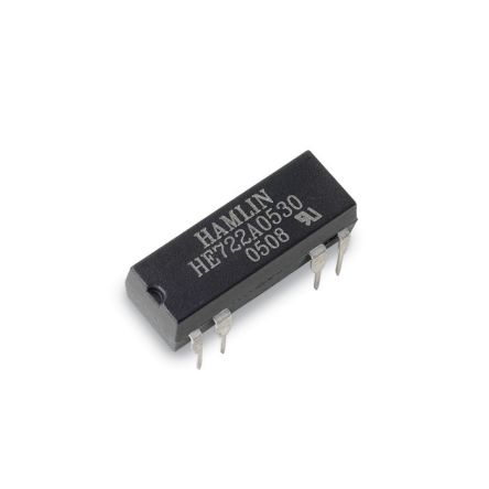 DPST Reed Relay, 5V dc