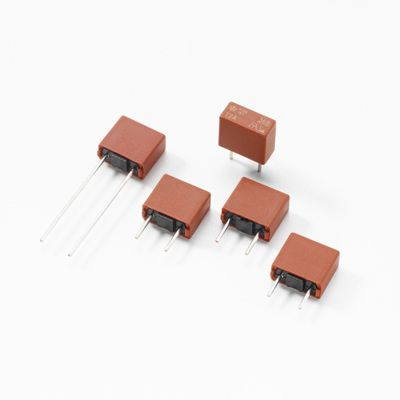 Littelfuse 2A PCB Mounts for 8.5 x 4 x 8mm, 300V