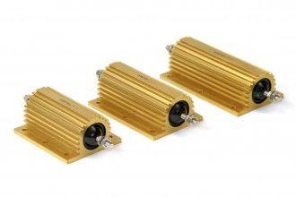 1 x Arcol Aluminium Wire Wound Resistor HS100 1R5 J 1.5Ω ±5/% 100W
