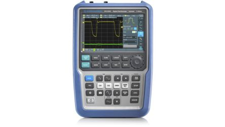 Oscilloscope; Handheld; 4 Channel; 100MHz; MSO; RTH1014MSO