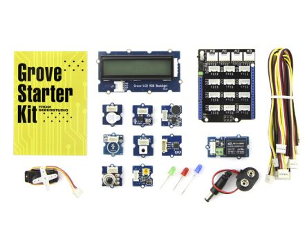 Seeed Studio Grove Arduino MCU Starter Kit 110060024