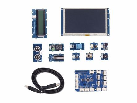 Seeed Studio Grove IoT Raspberry Pi SBC Starter Kit 110060482