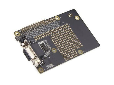 Seeed Studio, RS232 Board v1.0 RS232 Board Raspberry Pi RS232 Board v1.0 for Industry Equipment, 103030028