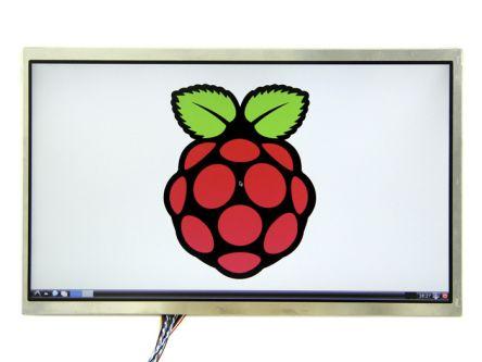 Seeed Studio 104990066, 10.1 in LCD Display 10.1in HDMI, LCD, NTSC, PAL, TFT, VGA Development Board, Driver Board