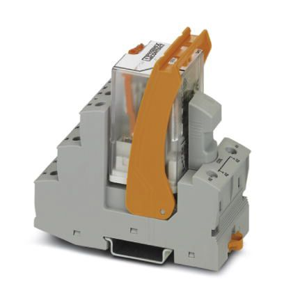 120V ac DIN Rail Interface Relay Module, 3CO, Screw product photo