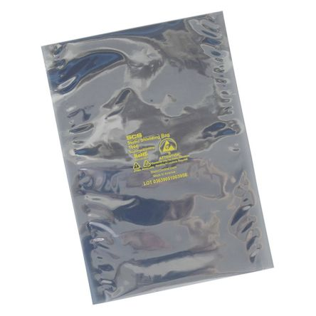 "ESD Anti-Static Shield Bags 5/"" x 8/"" Open-Top 1,000"
