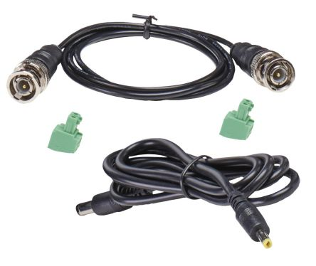 Ideal Networks R171051 Cable Accessory Set for R171000 CCTV Camera Tester