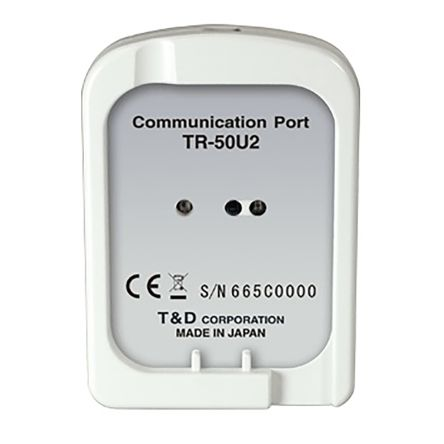 T&D Company TR-50U2 Data Logger Wireless Communication Port, For Use With TR-5 Series, TR-5i Series, TR-5S Series