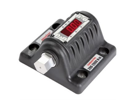 Norbar Torque Tools43245 1in Digital Torque Calibration Analyser, Range 200 → 2000Nm ±1 % Accuracy