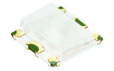 2.8 V, 3.3 V RGB LED SMD,Osram Opto Multi CHIPLED LTRB RASF