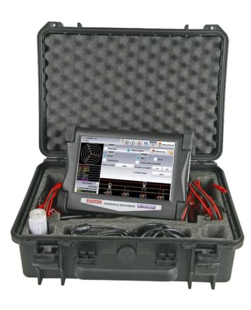 Sefram 903001000 Data Acquisition Case for DAS30, DAS50