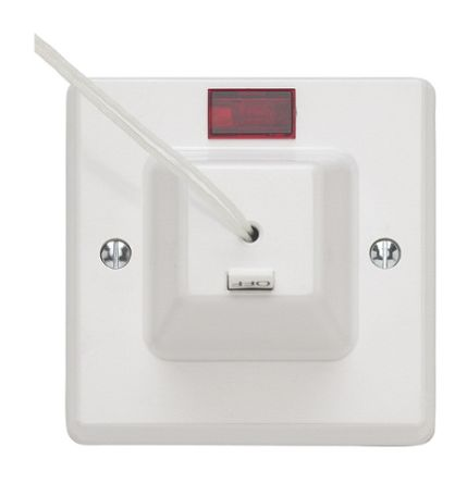 Ceiling Pull Switch, 250 V, 50 A