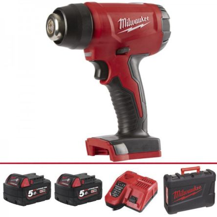 M18 Cordless Heatgun 2 X 5.0Ah UK plug