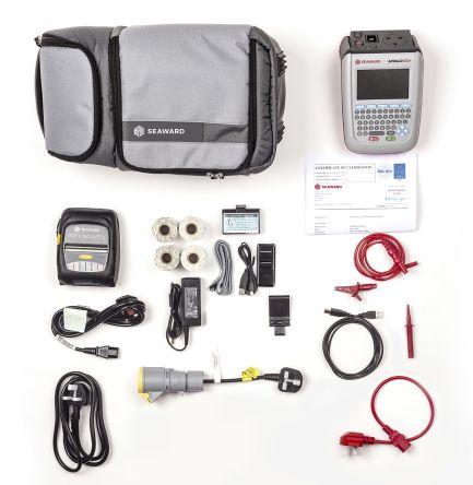 Seaward Apollo 600 + Elite Bundle PAT Tester Kit