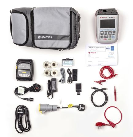 Seaward Apollo 500 + Elite Bundle PAT Tester Kit
