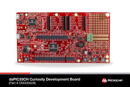 Microchip Technology Curiosity MCU Development Board DM330028