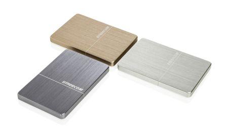 mHDD Grey 1 TB Portable Hard Drive product photo