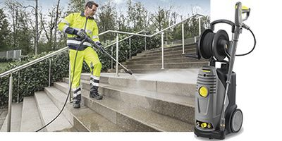 Xpert HD 7125 X Pressure Washer 230 -> 240V ac 130bar product photo