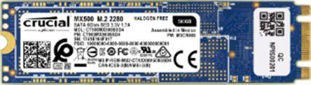 MX500 M.2 500GB SSD Drive product photo