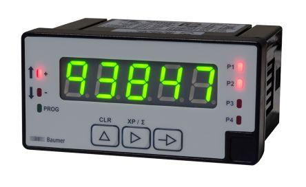 5 Digit, LED, Digital Counter, 15kHz, 265 V ac, 300 V dc product photo