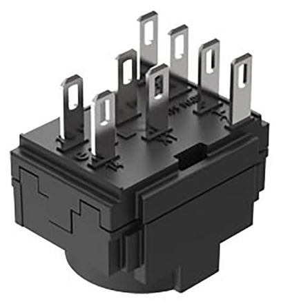 Modular Switch Contact Blocks | RS Components