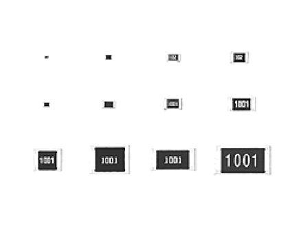 49.9Ω 0402 Thick Film SMD Resistor ±1% 0.1W - ERJ2RKF49R9X