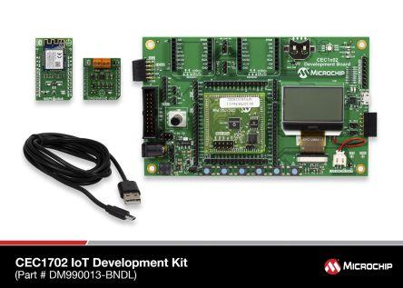 CEC1702 IOT DEV KIT,DM990013-BNDL