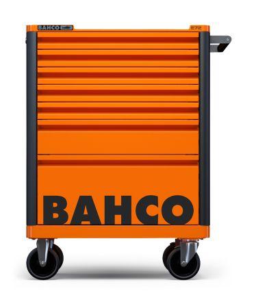 0e0976e9c3 1472K7 | Carrello porta attrezzi Bahco 1472K7, 7 cassetti in Acciaio ...