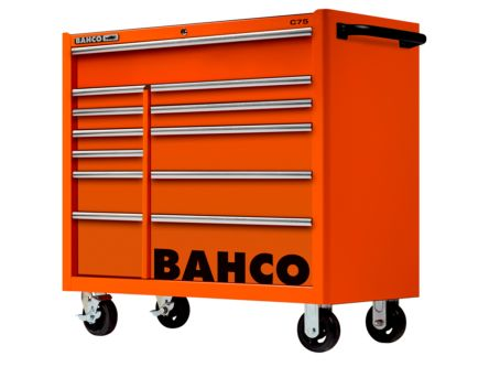 12 drawer Wheeled Tool Trolley, 985mm x 501mm product photo